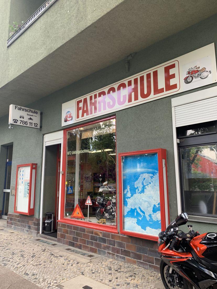 Fahrschule Seipelt GmbH - Schöneberg Berlin 3