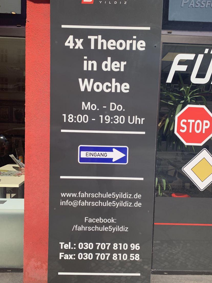 Fahrschule 5 Sterne Mariendorf 3