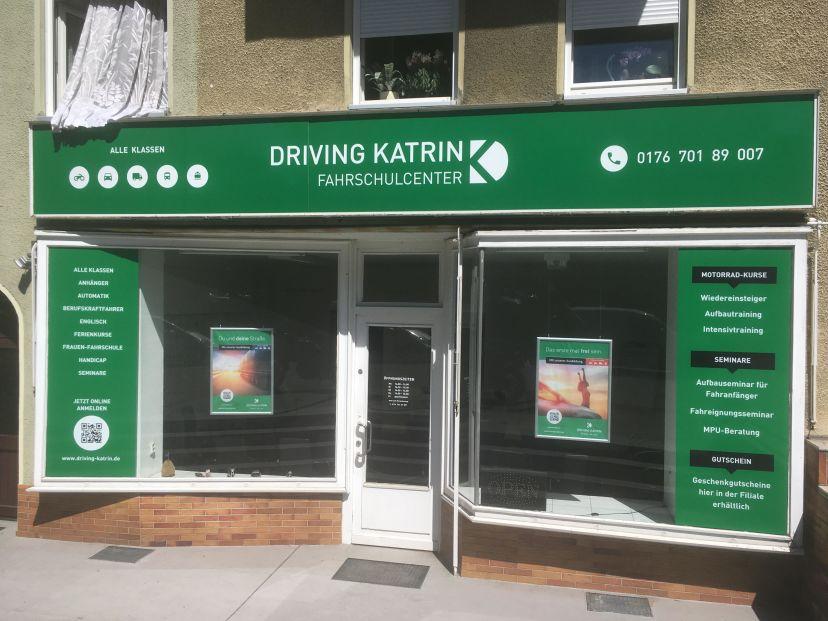 Fahrschule Driving Katrin - Waidmannsluster Damm Wittenau 1