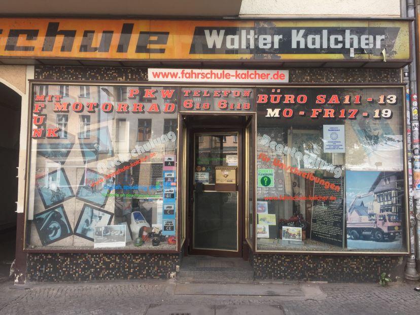 Fahrschule Walter Kalcher Alt-Treptow 1