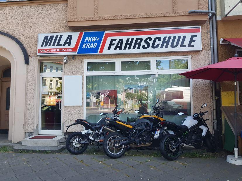 Fahrschule MILA Berlin Alt-Hohenschönhausen 1