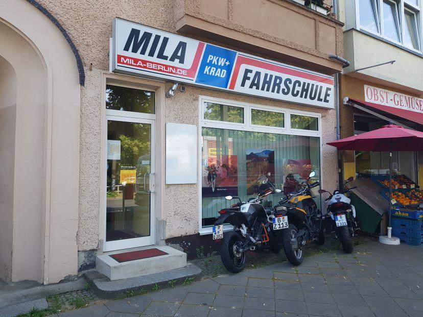 Fahrschule MILA Berlin Alt-Hohenschönhausen 2