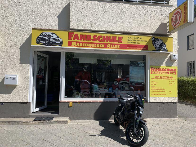 Fahrschule AM TE-DAMM GmbH Lankwitz 1
