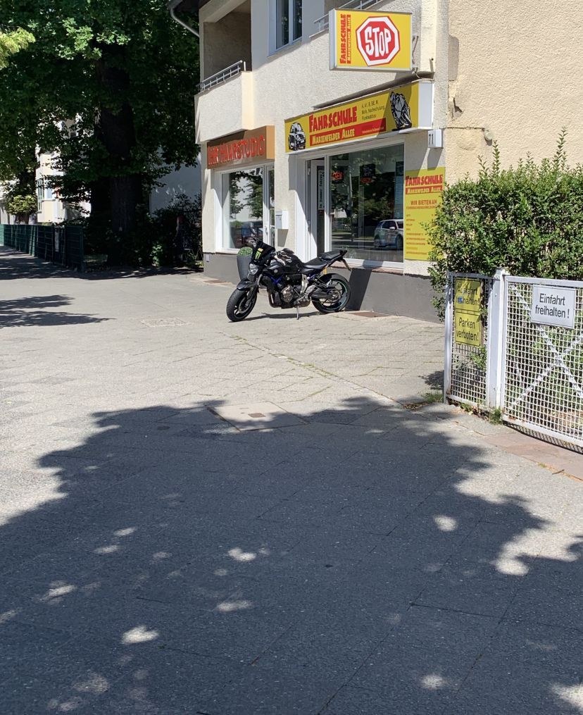 Fahrschule AM TE-DAMM GmbH Lankwitz 3