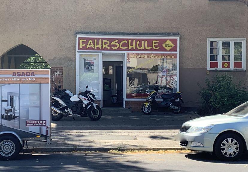 Fahrschule Harri Krause Berlin Steglitz 1
