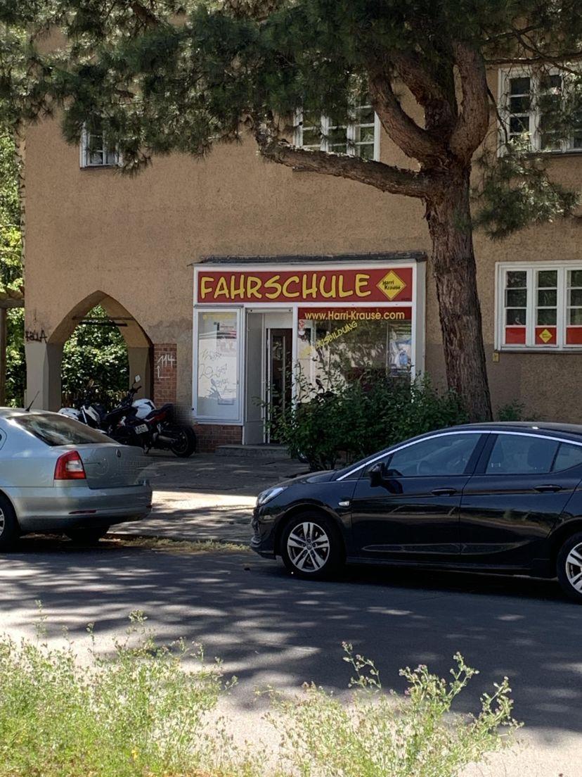 Fahrschule Harri Krause Berlin Steglitz 2