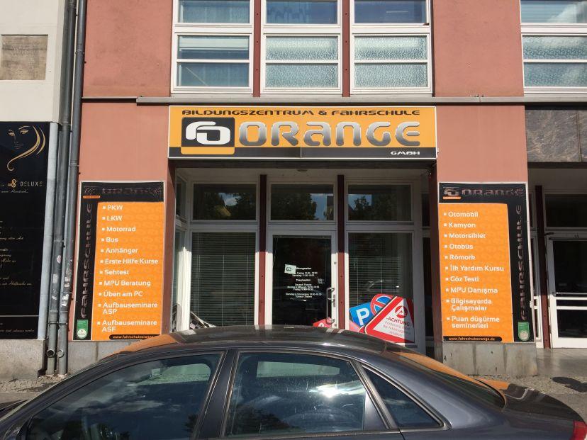 Fahrschule Orange Kreuzberg Berlin 1