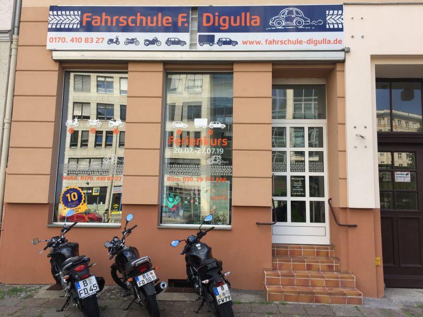 Fahrschule F. Digulla - Kreuzberg Berlin 1
