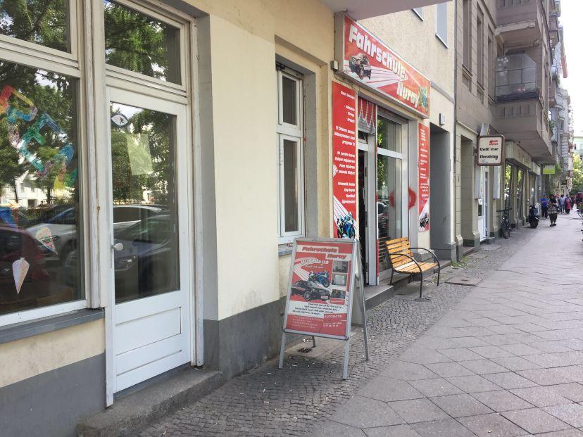 School Fahrschule Karl-Heinz Hill Gesundbrunnen 2