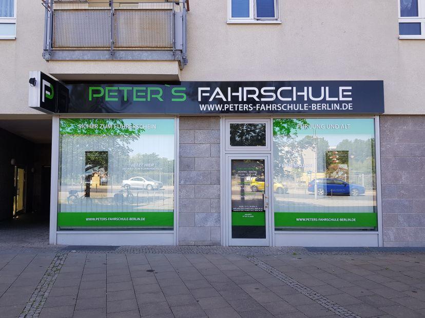 Fahrschule Peter´s - Hellersdorf Hönow 1