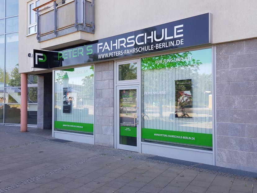 Fahrschule Peter´s - Hellersdorf Hönow 3