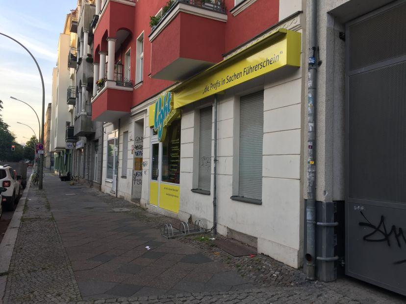 Fahrschule light die - Grellstr. Berlin Prenzlauer Berg 3