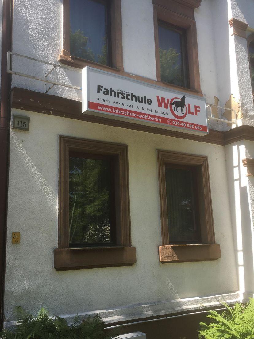 Fahrschule Wolf Glienicke/Nordbahn 2