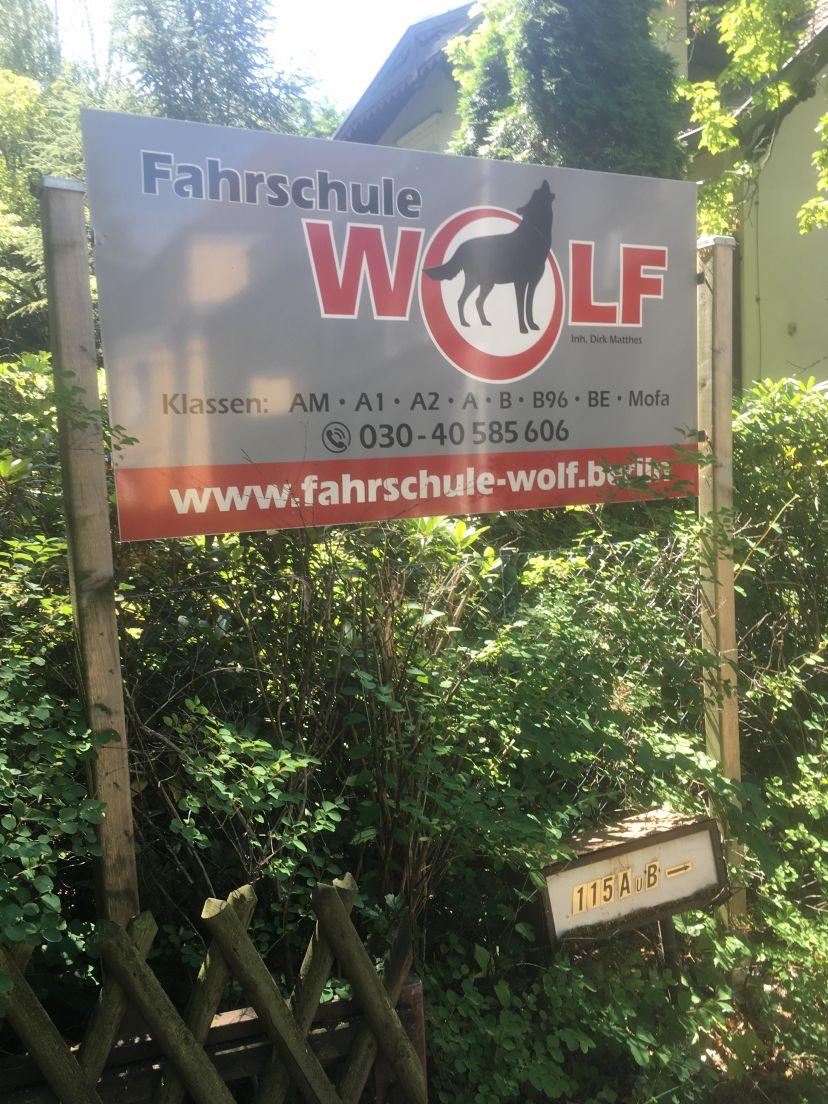 Fahrschule Wolf Glienicke/Nordbahn 4