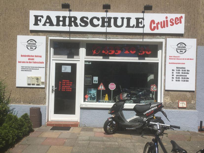 Fahrschule Cruiser & Biker Borsigwalde 1