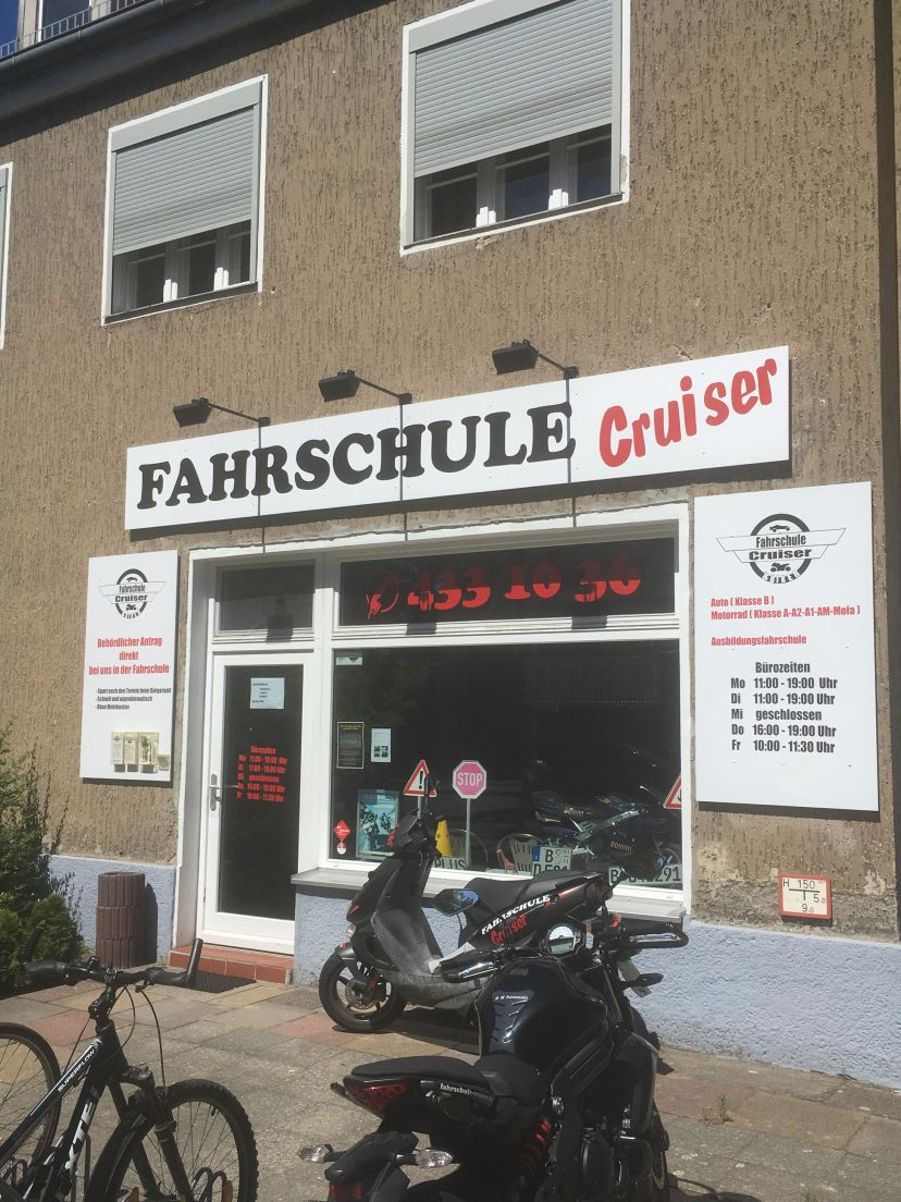 Fahrschule Cruiser & Biker Borsigwalde 3