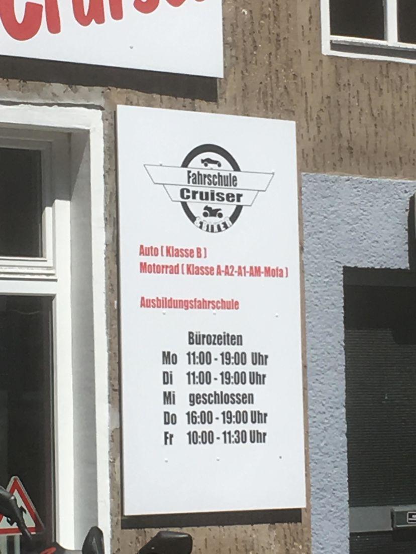 Fahrschule Cruiser & Biker Borsigwalde 4
