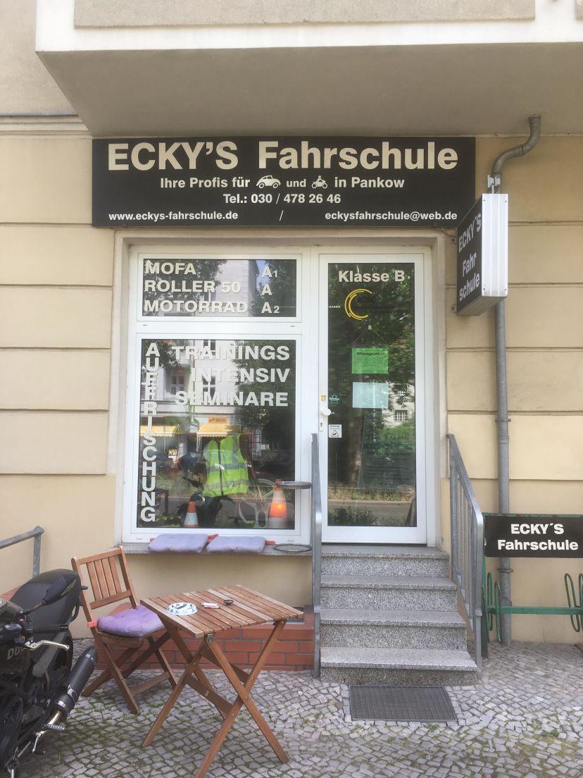 School Ecky's Fahrschule Pankow 1