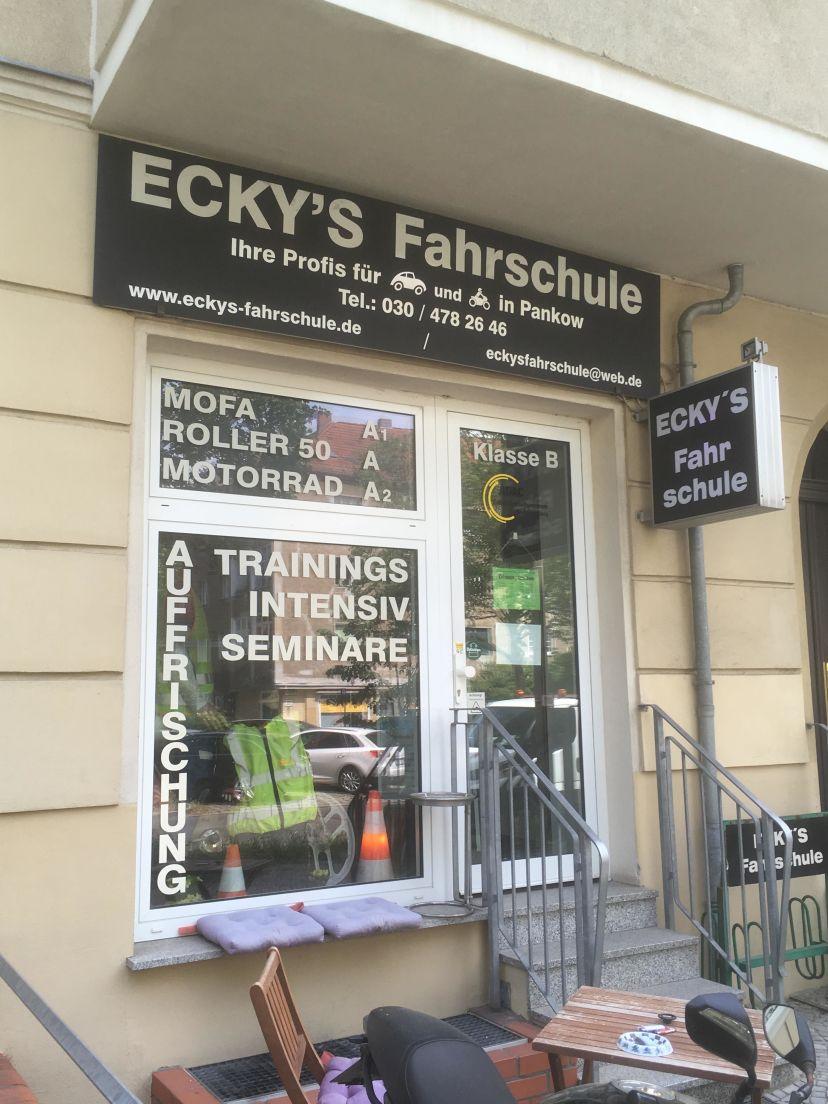 School Ecky's Fahrschule Pankow 2