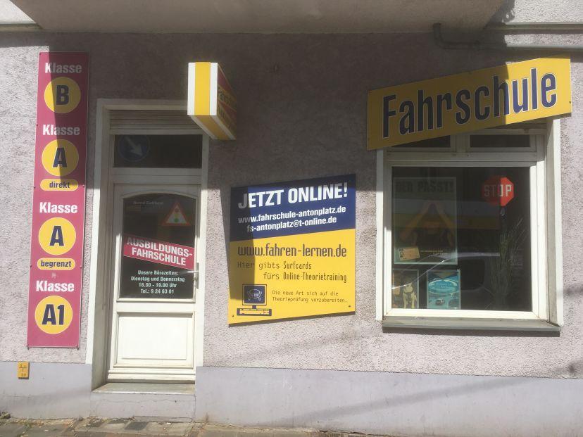 Fahrschule Am Antonplatz - Weißensee 1