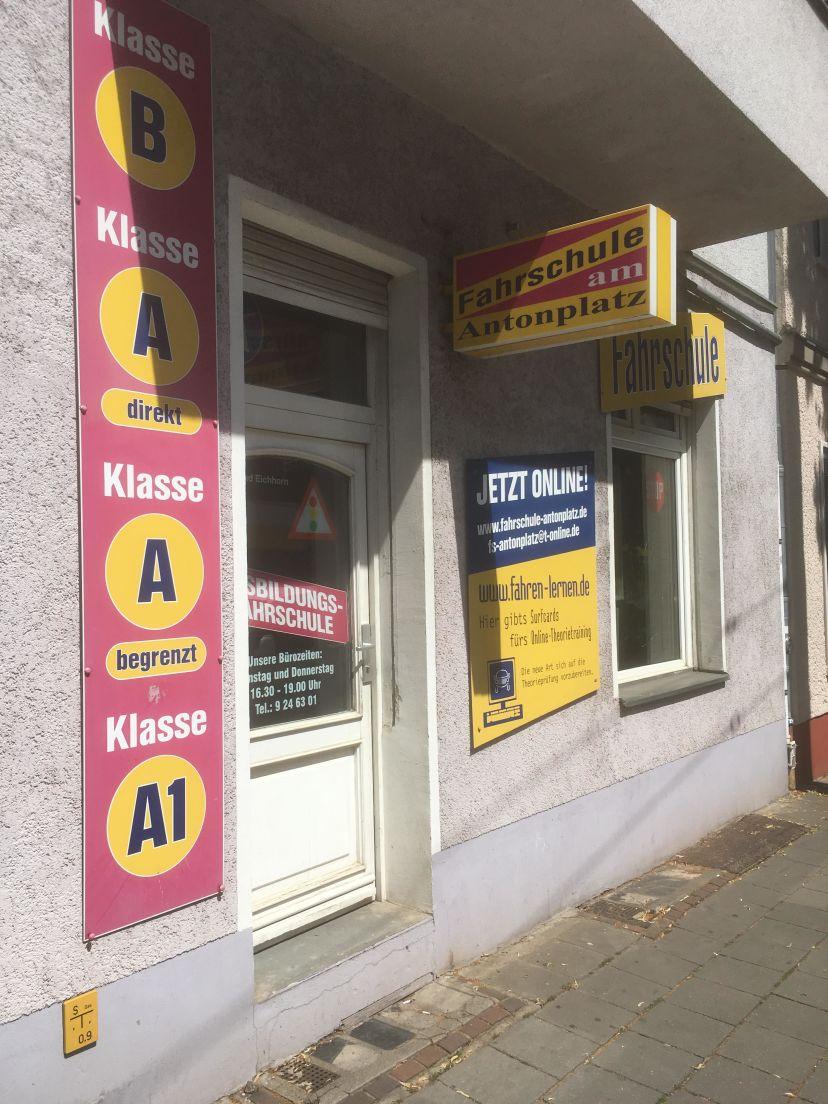 Fahrschule Am Antonplatz - Weißensee 2