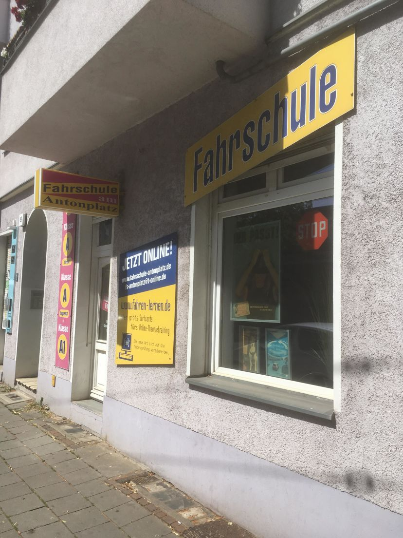 Fahrschule Am Antonplatz - Weißensee 3