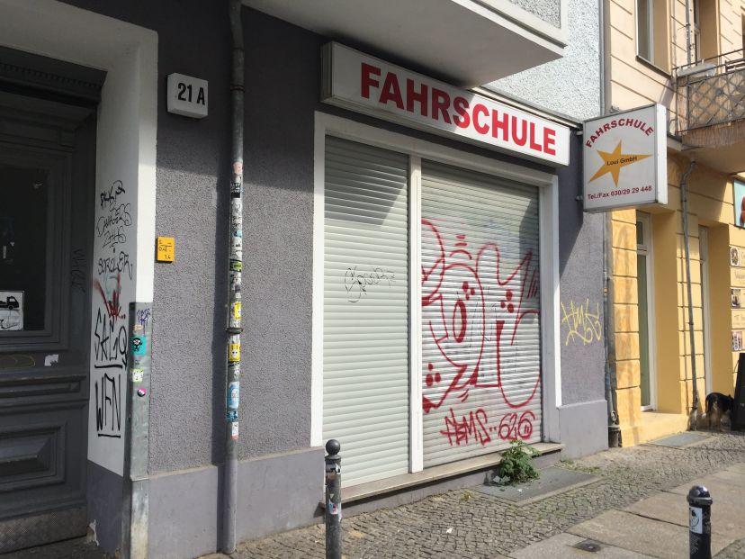 Fahrschule Loui Berlin Kreuzberg 2