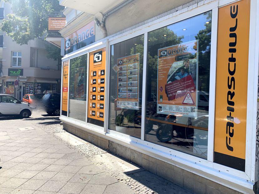 Fahrschule Orange Neukölln 3