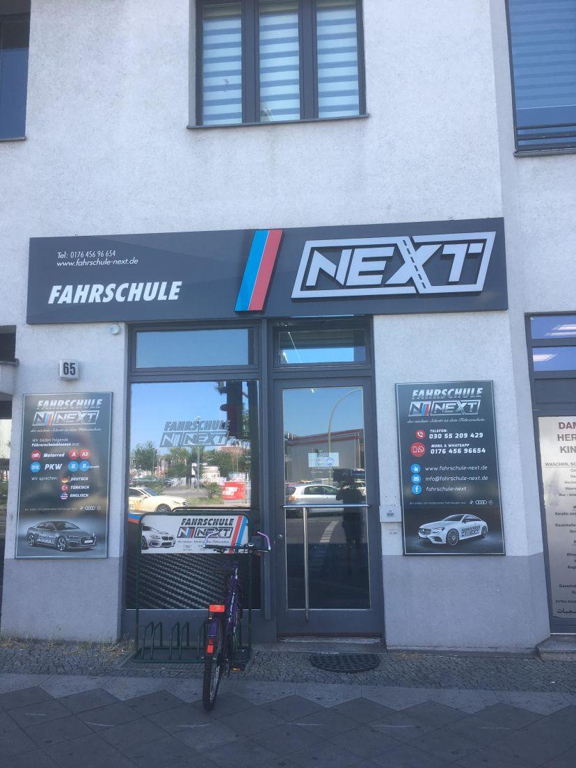 Fahrschule Next Berlin Mitte 1