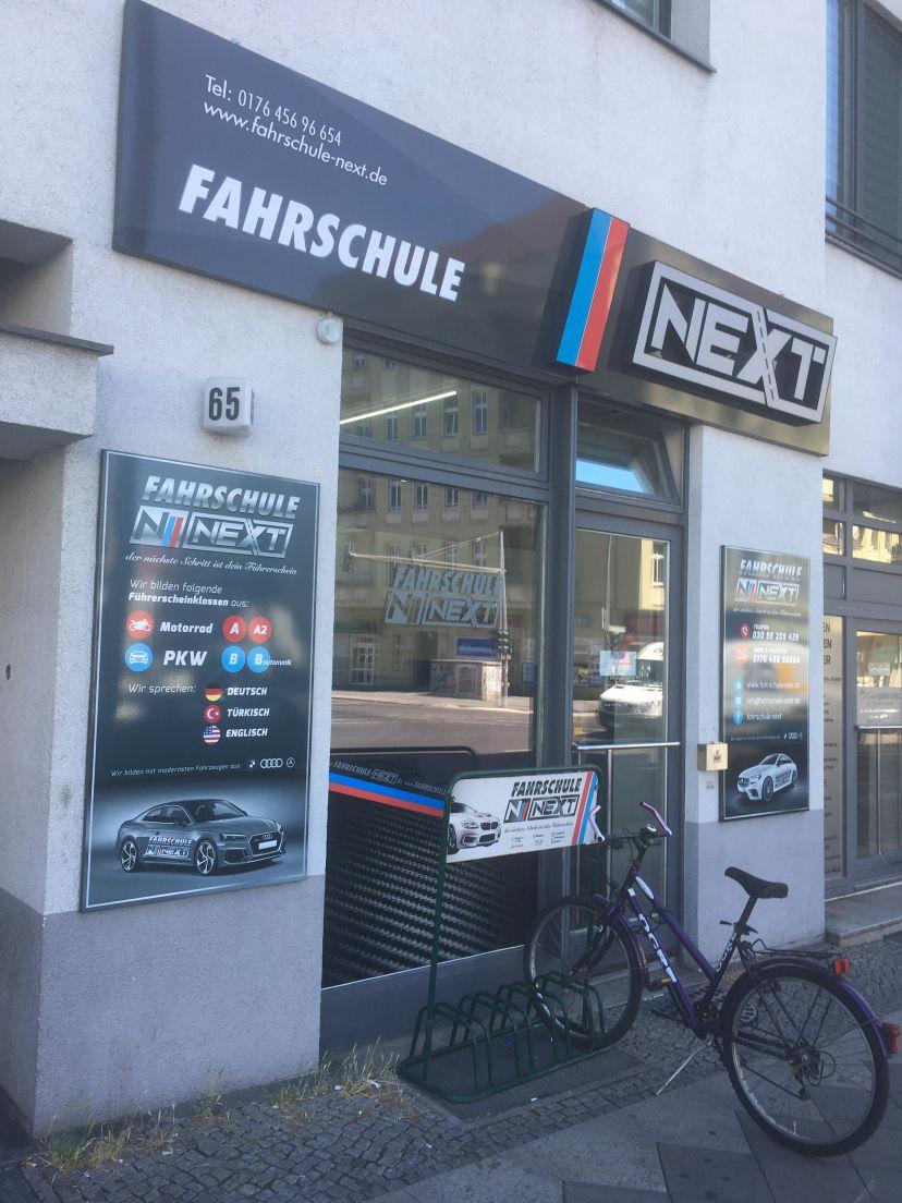 Fahrschule Next Berlin Mitte 2
