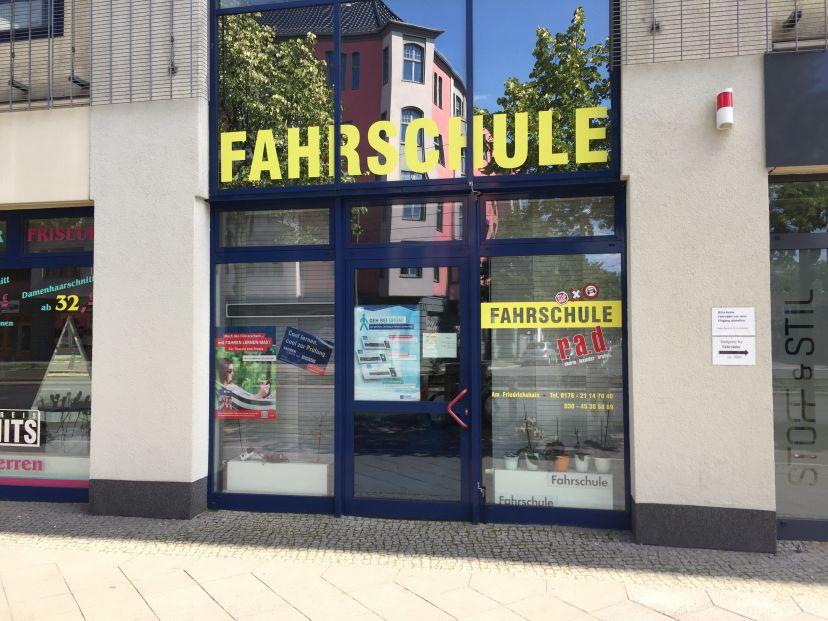 Fahrschule R.A.D. Berlin Kreuzberg 1