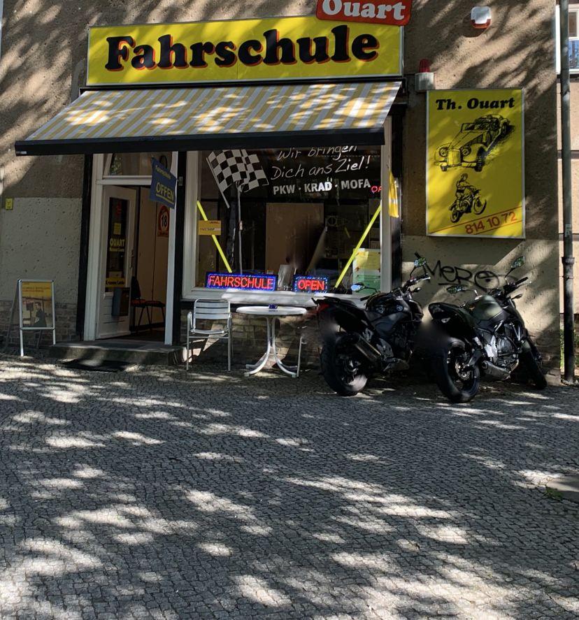 Fahrschule Ouart - Steglitz Kleinmachnow 2