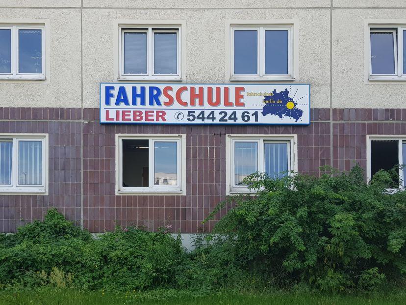 Fahrschule Lieber Berlin Bezirk Marzahn-Hellersdorf 1