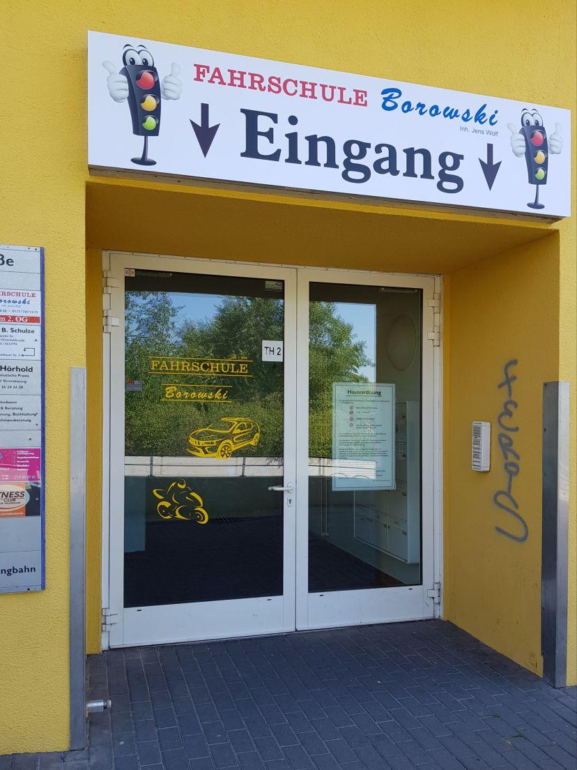 Fahrschule Borowski Inh. Jens Wolf Biesdorf 2