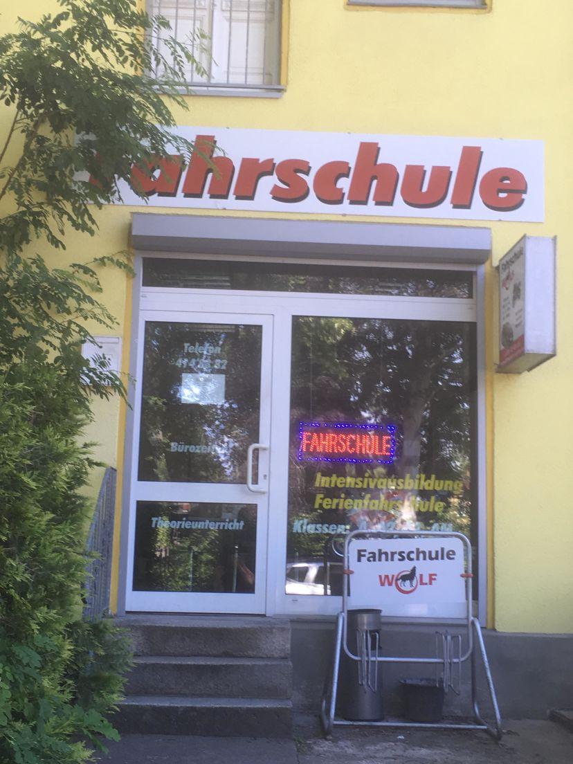 Fahrschule Wolf Berlin Reinickendorf 1