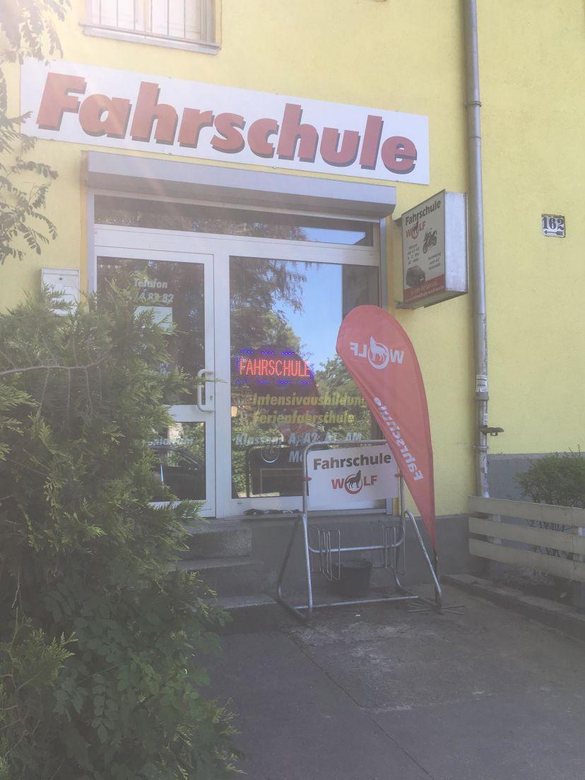 Fahrschule Wolf  -Waidmannsluster Damm Berlin Reinickendorf 2