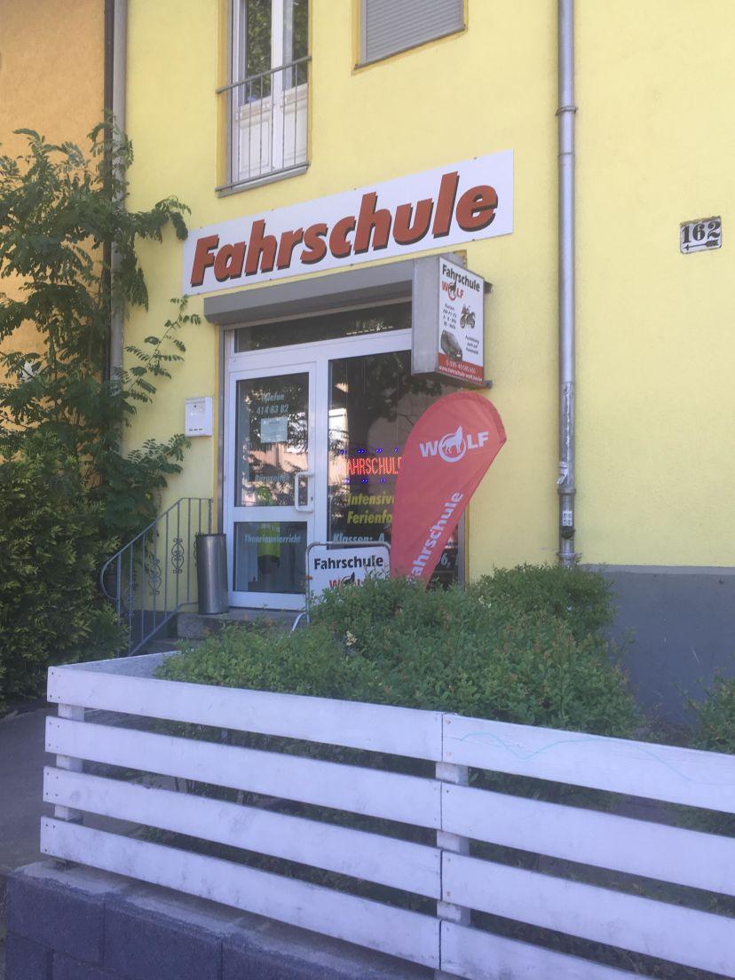 Fahrschule Wolf  -Waidmannsluster Damm Berlin Reinickendorf 3