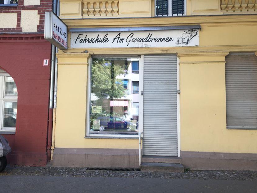 Fahrschule Am Gesundbrunnen Berlin Mitte 1