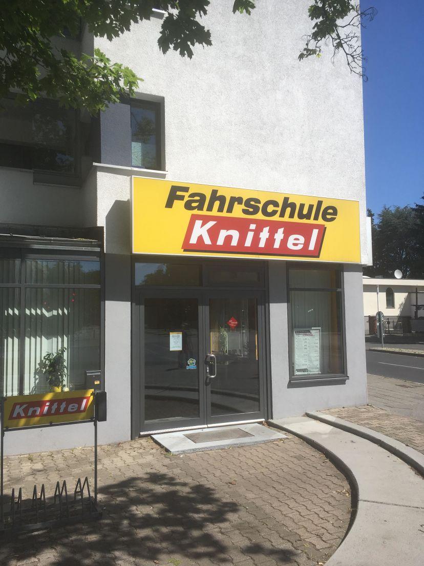 Fahrschule Knittel - Finsterwalder Str. Wittenau 1