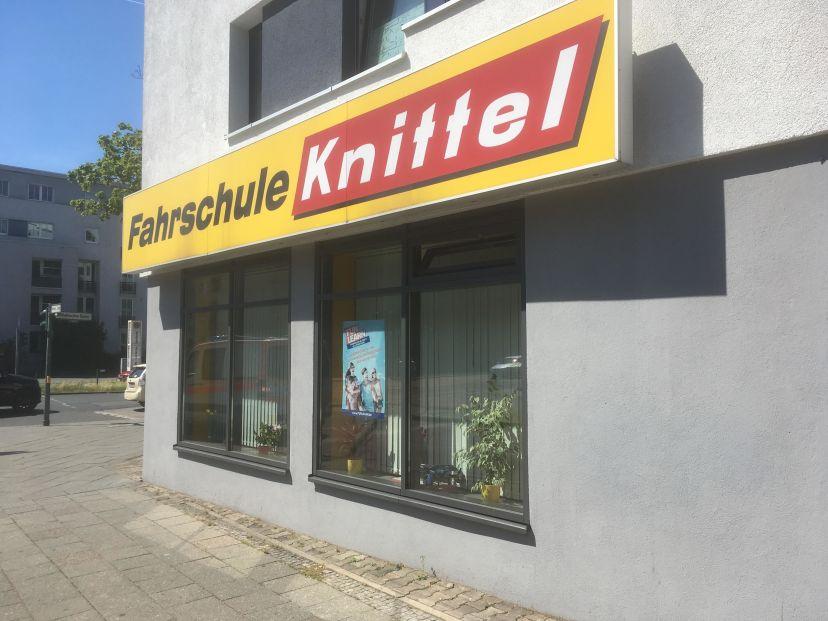 Fahrschule Knittel - Finsterwalder Str. Wittenau 3