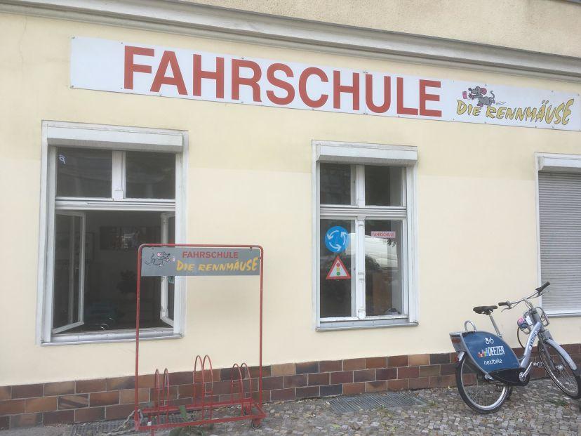 Fahrschule - Die Rennmäuse Moabit Berlin moabit 1