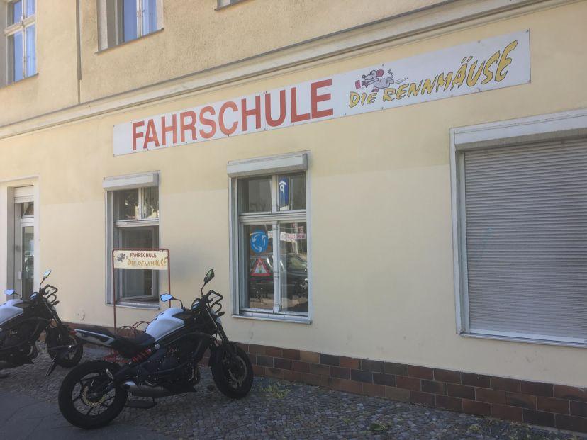 Fahrschule - Die Rennmäuse Moabit Berlin moabit 3