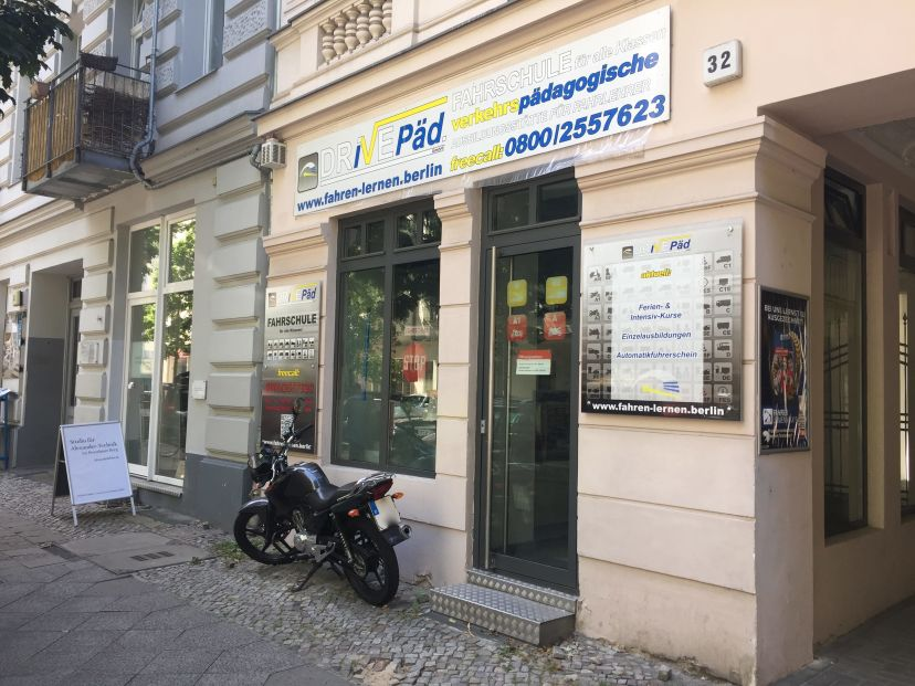 Fahrschule DRiVEPäd. GmbH Prenzlauer Berg 2
