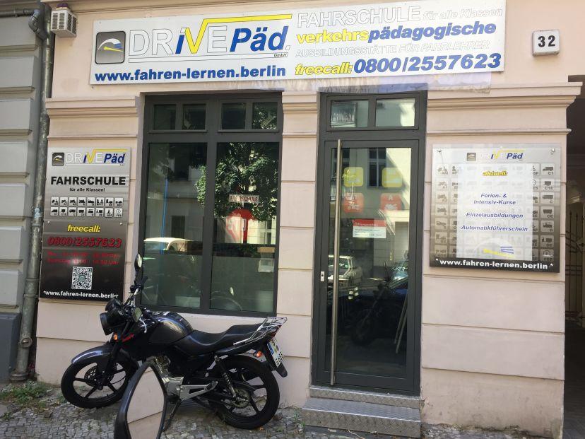 Fahrschule DRiVEPäd. GmbH Prenzlauer Berg 3