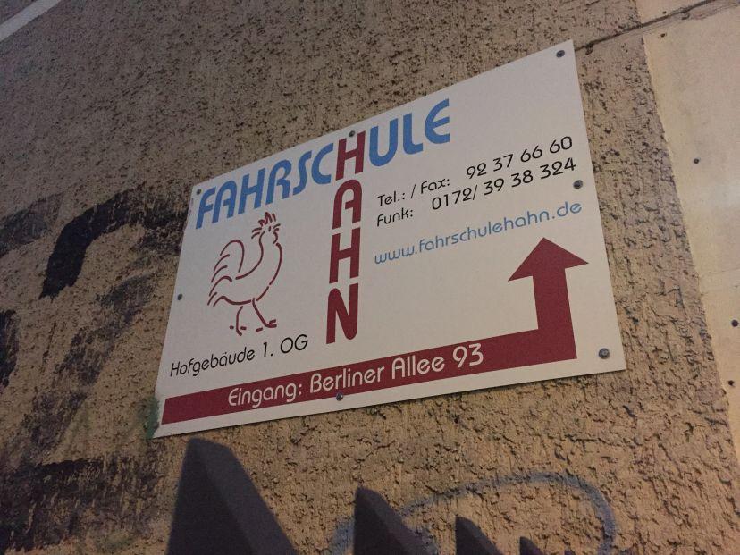 School Fahrschule Hahn Berlin Pankow 3