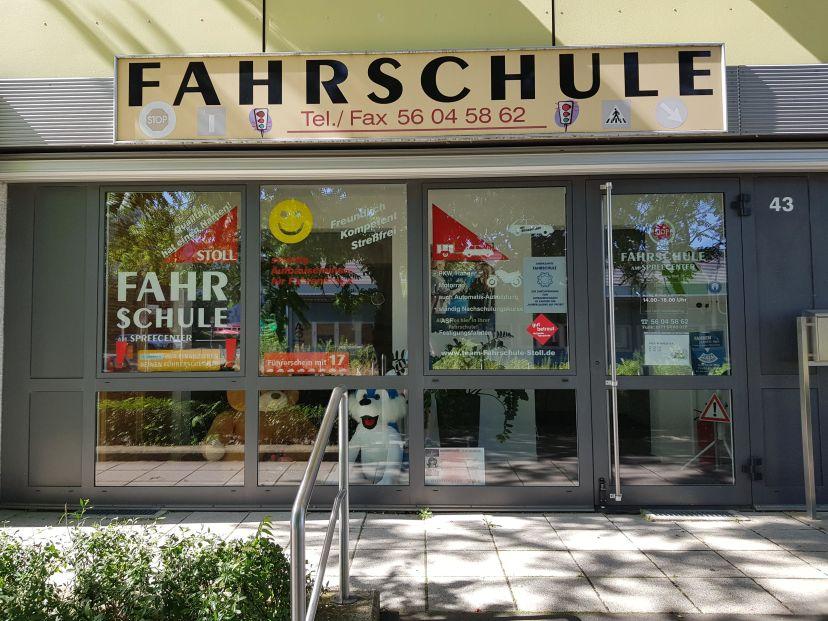 Fahrschule am Spree-Center Berlin Hellersdorf 1