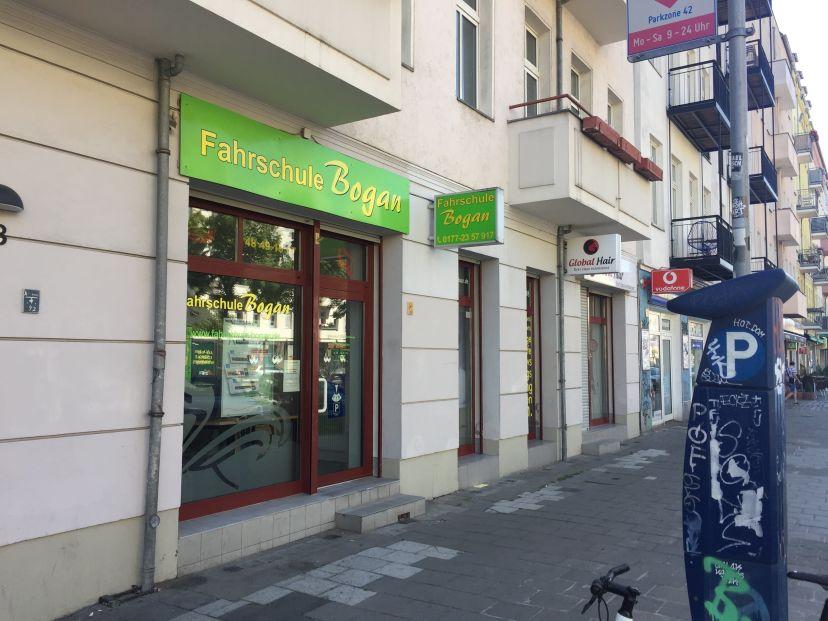 Fahrschule Ferien Friedrich Berlin Kreuzberg 1