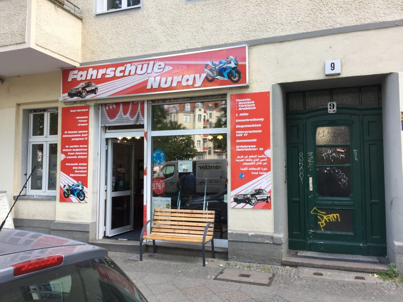 Fahrschule Nuray - Kreuzberg Berlin 1