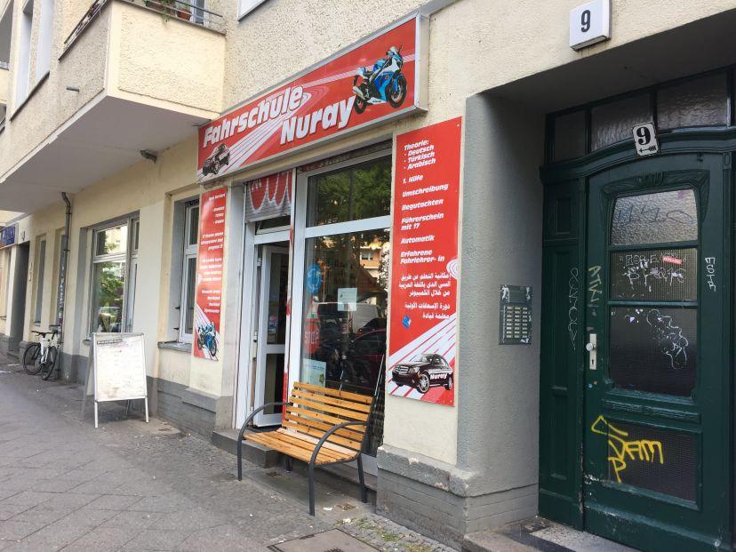School Fahrschule Nuray - Kreuzberg Berlin 2