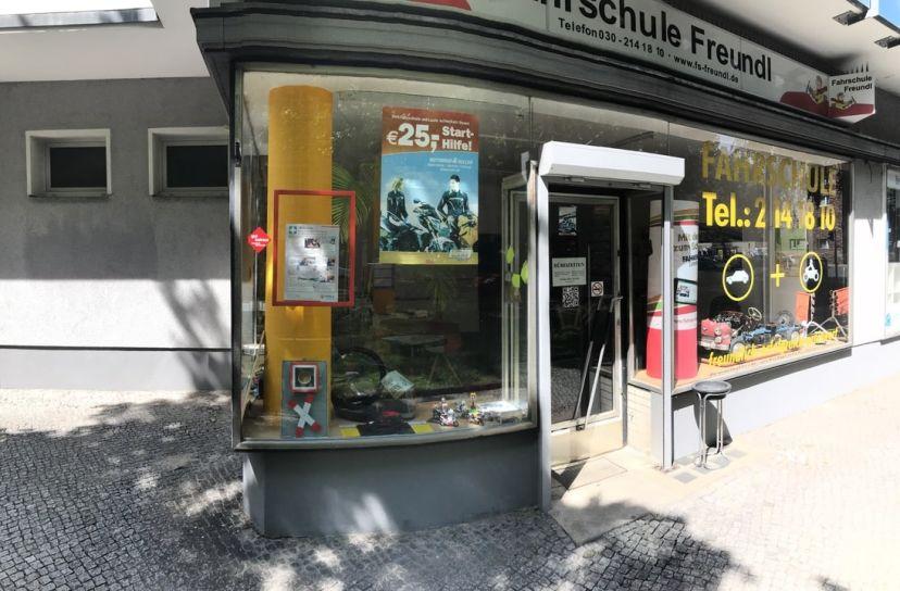 Fahrschule Thomas Freundl Berlin Schöneberg 1